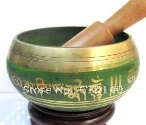 3PC Rare Superb Tibetan Singing Bowl3PC Rare Superb Tibetan Singing Bowl