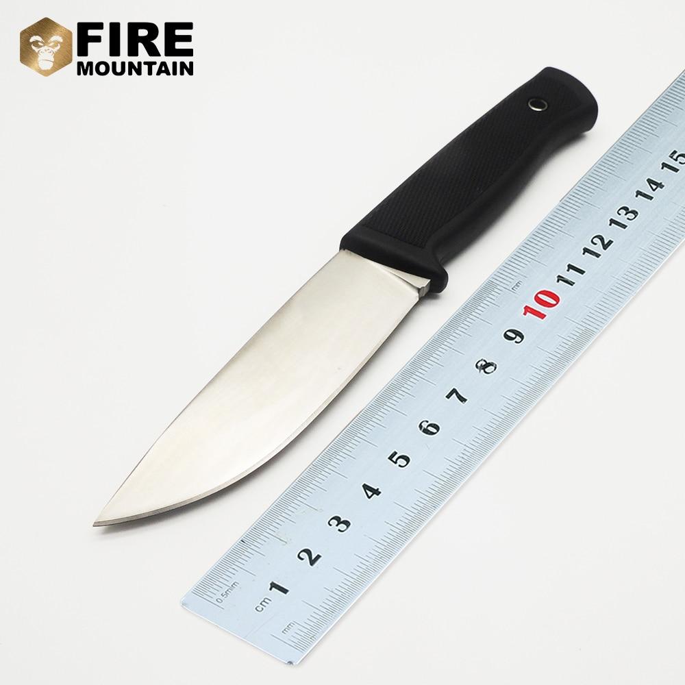 BMT FK F1 font b Tactical b font Hunting Straight Fixed Blade font b Knife b