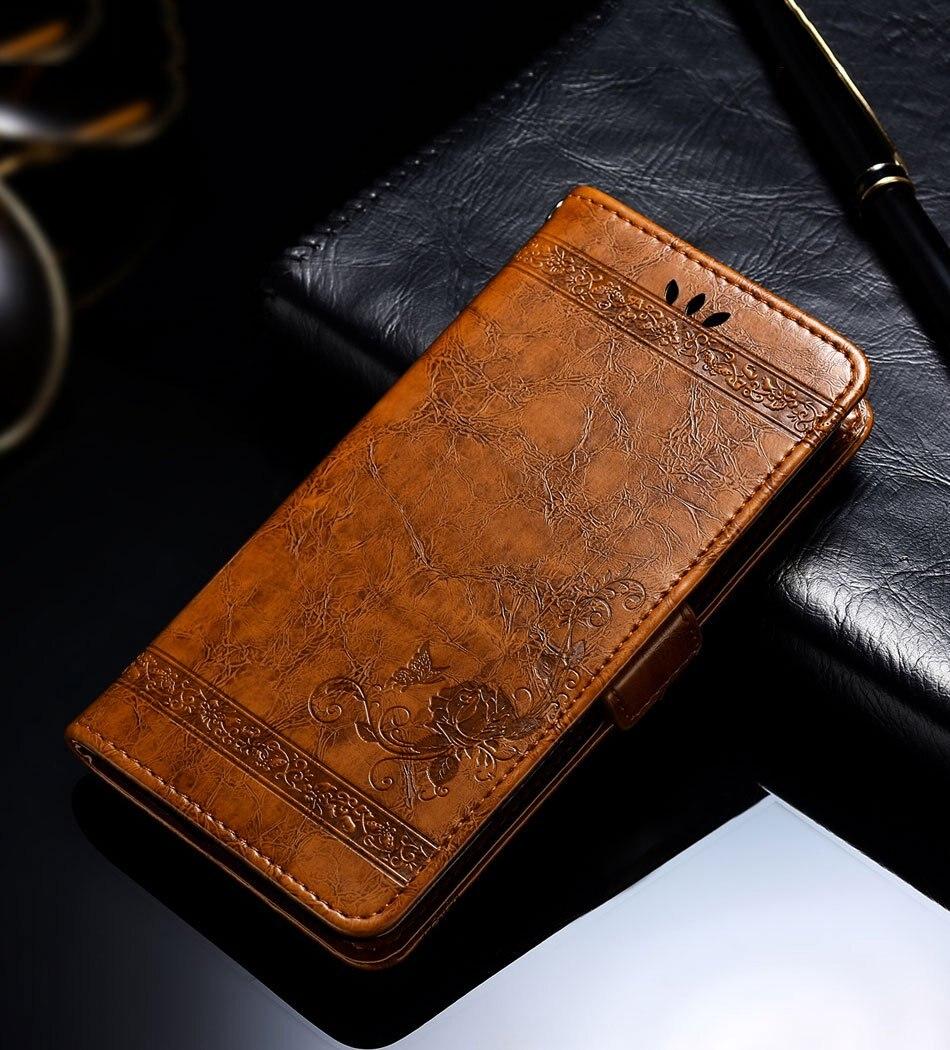Case For Xiaomi Mi A2 Lite Case For Xiaomi Redmi S2 6A 6 Pro Cover Flip PU Leather For Xiaomi Redmi 5 Plus Case Embossed Vintage
