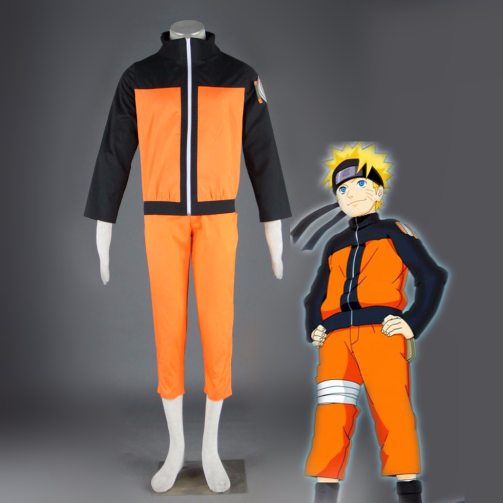 Athemis UZUMAKI NARUTO Cosplay Costumes Various Casual Clothes child size and adult size any size