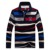 Suéter de la navidad 2017 nueva Tace & Shark algodón Otoño Y El invierno de manga Larga de polo de los hombres suéter homme tirón marca XXXL grande