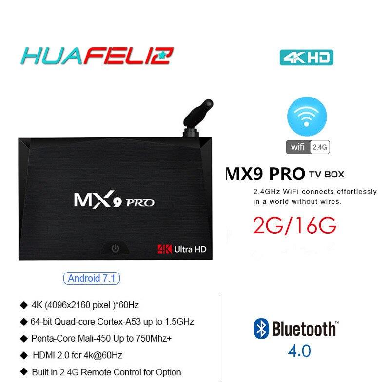 leelbox smart tv box android 8 1 mxq pro 2gb ram 16gb rom