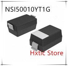 NEW 100PCS/LOT NSI50010YT1G NSI50010 AJ SOD-123 IC