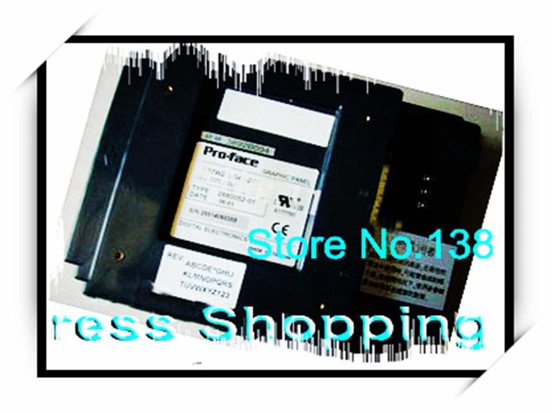 New Original GP37W2-BG41-24V HMI DC24V 5.7 inch touch screen Monochrome Blue-mode LCD