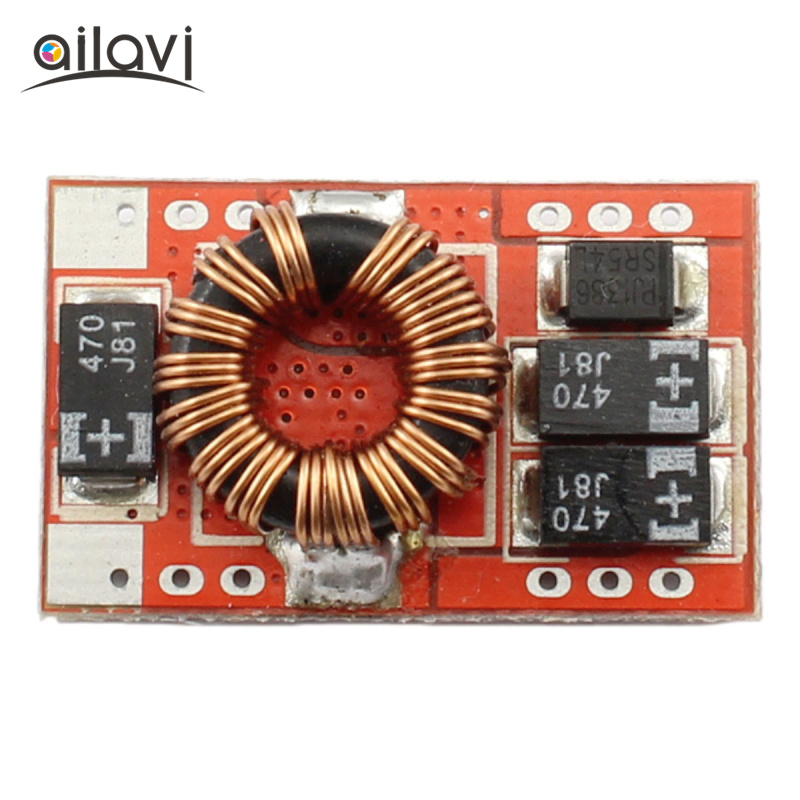DC-DC Boost Converter 3V-5V 3.7V to 5V 3A 15W Step-up Power Supply Mini Module