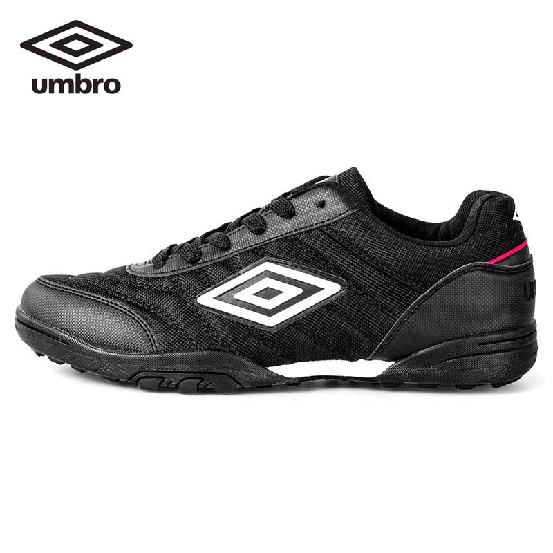 Umbro New Men's Football Shoes Men's Soccer Shoes Football Sneakers Boy Kids Size 37-44 Football Boots Zapatillas(China)