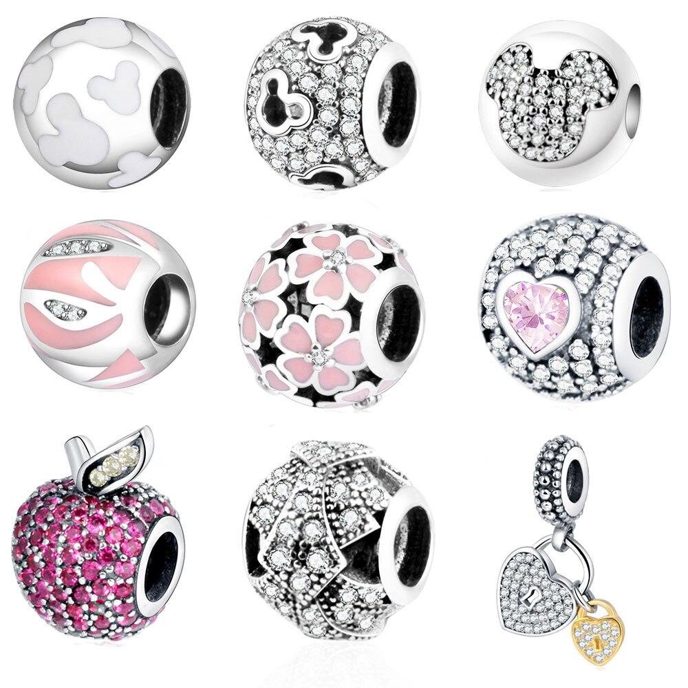 Jewelry Stores Pandora: Aliexpress.com : Buy 925 Silver Beads Fit Original Pandora