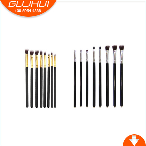 Special Offers 8 Eye Shadow Makeup Makeup Brush, Eye Care Beauty Tools, OEM Processing Manufacturers, 8 Eye Shadow Brush six black eye makeup brush brush eye shadow brush black beauty makeup tools