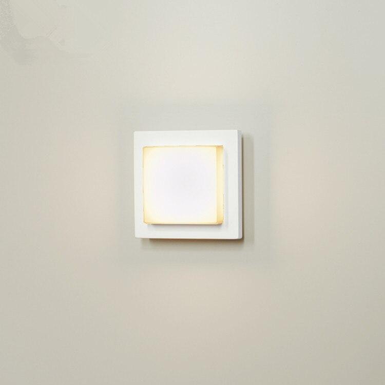 Modern Wall Lamps Europe : European modern minimalist creative outdoor waterproof LED garden light outdoor wall light ...