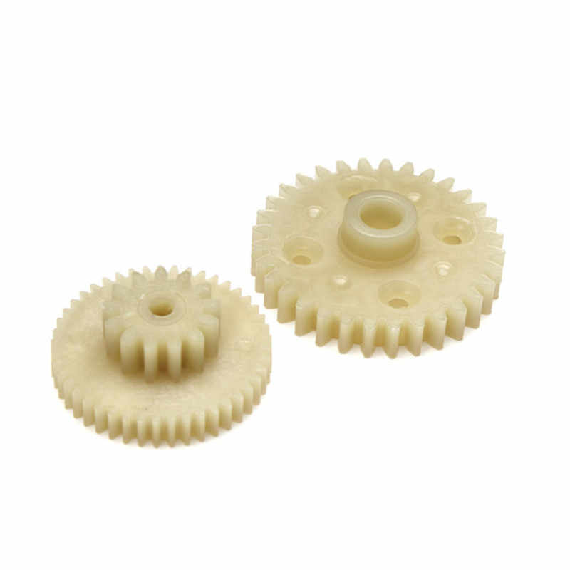 1pc Rear Gear Boxes Speed Reduction Gear Spare Part For Wltoys L959 RC Car