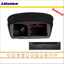 Liislee Car Android Multimedia For BMW5 E60 E61 E63 E64 / M5 2003~2010 Without AUX Radio CD DVD Player GPS Nav Navigation System