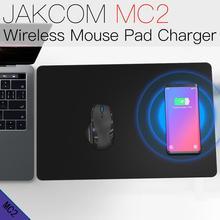 JAKCOM MC2 Mouse Pad Sem Fio Carregador venda Quente em Carregadores como carregador baterias litio show de dados gratuitos pago o frete