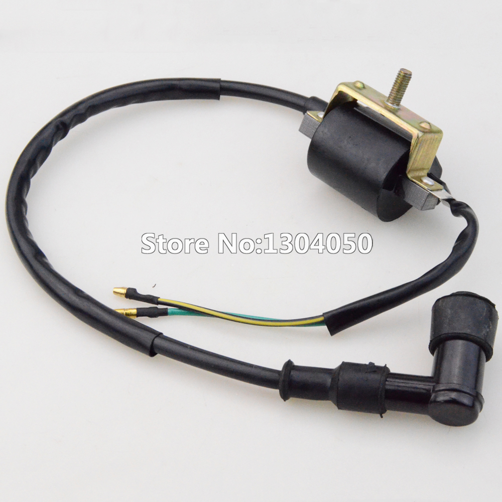 50cc 70cc 90cc 110cc 125cc Cdi Ignition Coil C7hsa Spark Plug Wire Harness Wiring Set Atv Electric Quad Fre Shipping In Motorbike Ingition From Automobiles