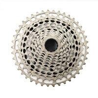 Сверхлегкий 301 г MTB велосипедная кассета 11 скорость XD 1x11 кассета Freewheel 10 42 T для XD горный байк Freewheel запчасти