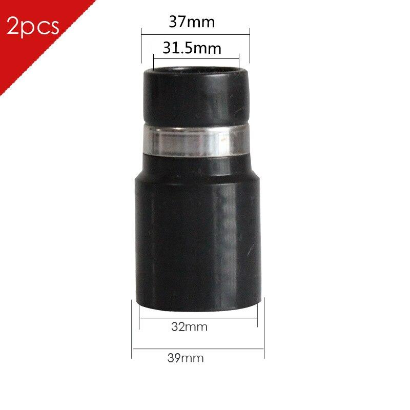 2 шт./лот пылесос адаптер внутренний диаметр 32 мм внешний диаметр 39 мм для пылесосов очиститель Запчасти