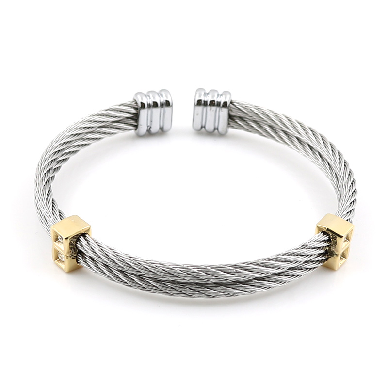 Buy cable bangle bracelets and get free shipping on AliExpress.com