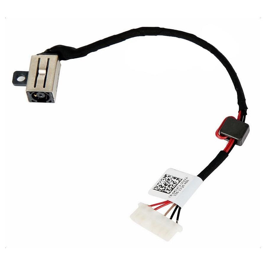 Новый разъем питания постоянного тока для Dell Inspiron 15-5000 5555 5558 DC30100UD00