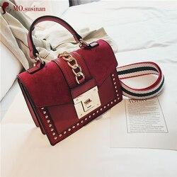 2019 moda de alta qualidade saco do mensageiro de couro feminino tote vermelho sacos crossbody para mulheres