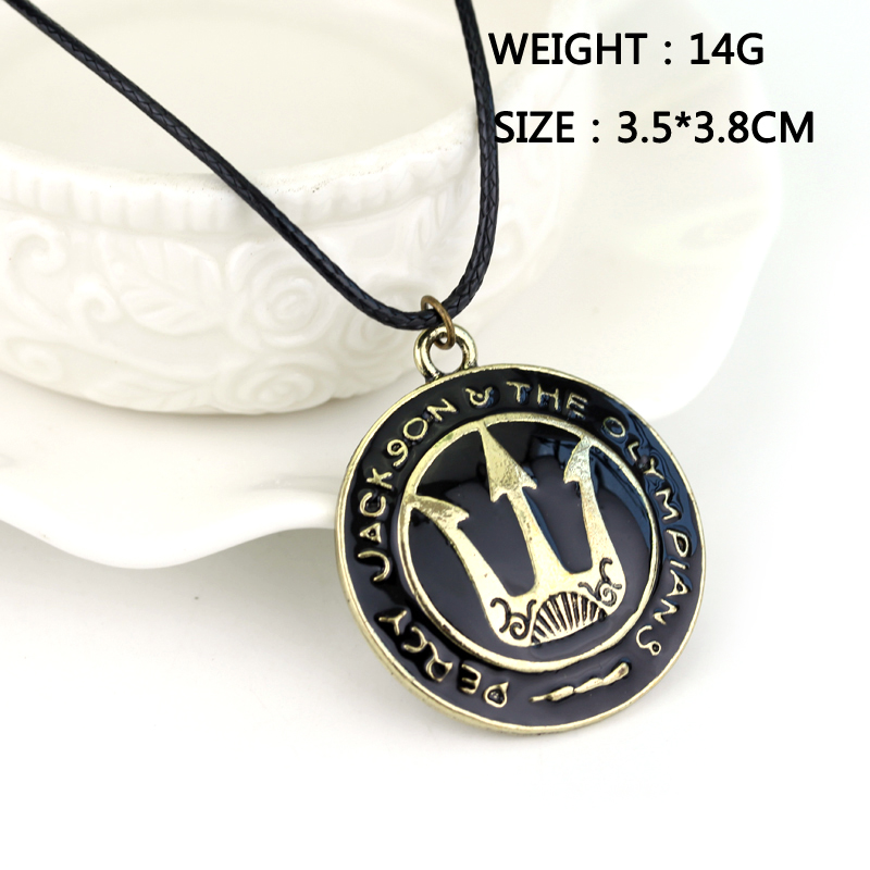 fashion sea jackson necklace dongsheng olympians from men necklaces women item of the for poseidon pendant in silver percy
