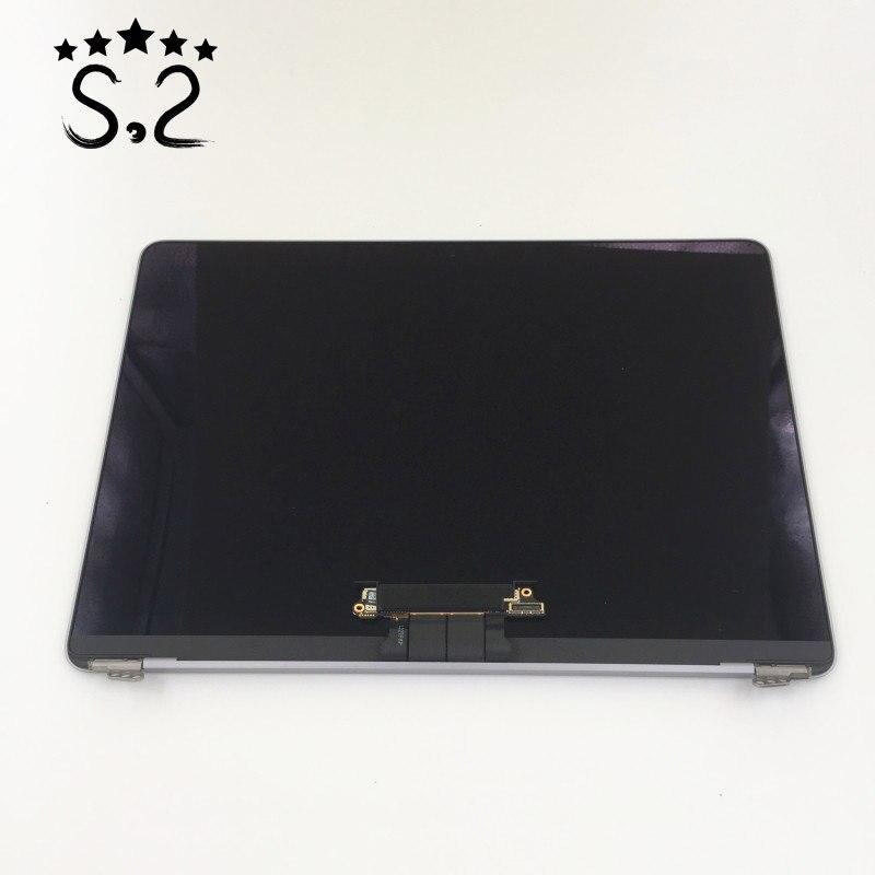 D'origine A1534 LCD Assemblée D'écran pour Macbook 12 ordinateur portable LCD Full LED écran D'affichage 2015 année
