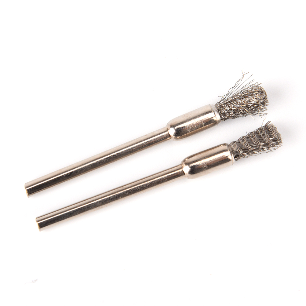 Stainless Steel RDA Brush Coil Cleaner Electronic Cigarette Brush Cotton Accessories Heating Wire Coils Clean Tool RDA RBA RDTA