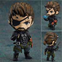 Nendoroid Metal Gear Solid V Venom Snake Cartoon Anime Action Figure PVC Collection toys for christmas gift