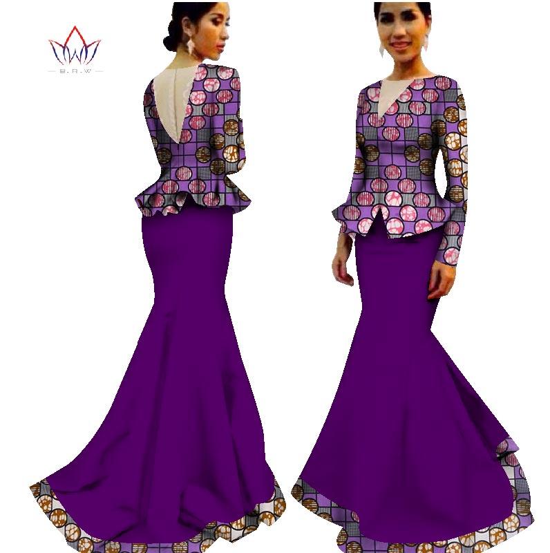 poda dužina bazin tradicionalna afrička odjeća odjeća Ljeto Dva - Nacionalna odjeća - Foto 5