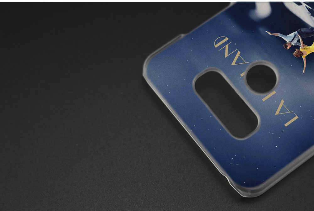 Binyeae Ла-ла-Ленд очистить жесткий чехол для LG Q6 G6 мини G5 SE G4 G3 V10 V20 V30