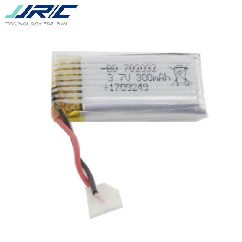 Original batería recargable para JJRC H66 Navidad huevo RC Quadcopter piezas de repuesto accesorios 3,7 V 300 mAh batería de Lipo de H66-11