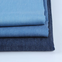 Thin Washed Blue Jeans Cotton Denim Fabric For DIY Sewing Craft T-shirt Fashion Clothes cotton denim fabric 50*145cm