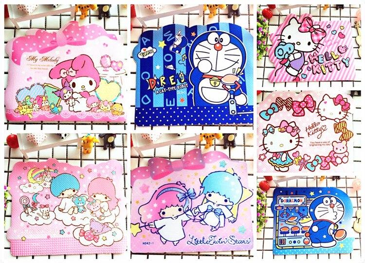 Ivyye Doraemon Kt Portatile Di Modo Da Tavolo Stuoie Di Immagazzinaggio Del Pvc Del Fumetto Tovaglietta Pranzo Cibo A Casa Delle Ragazze Delle Donne Nuovo