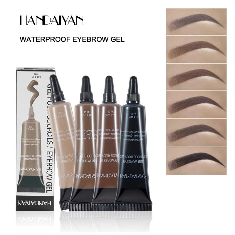 Henna Tattoo Kits For Eyebrows: Brand Professional Makeup Eyebrow Enhancer Tint My