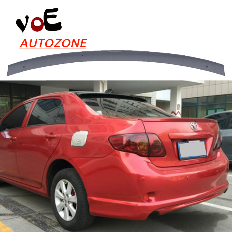 2006 2013 corolla abs plastic unpainted primer auto car for Wing motors automobiles miami fl