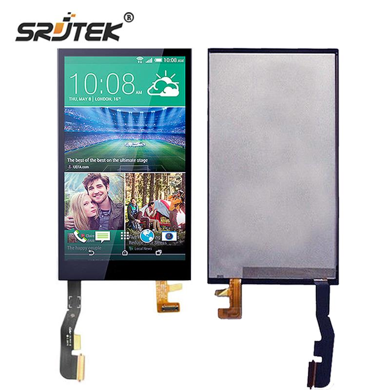 Srjtek For HTC One Mini 2 LCD Display Matrix + Touch Screen Digitizer Full Assembly 4.5 For M8 Mini One Mini 2 Black