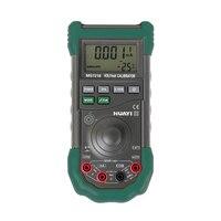 Вольт мА калибратор метр Цифровой Портативный большой Дисплей Высокая точность 0.02% ms7218