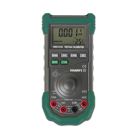 Volt mA Calibrator Meter Digital Portable Large Display High Accuracy 0.02% MS7218