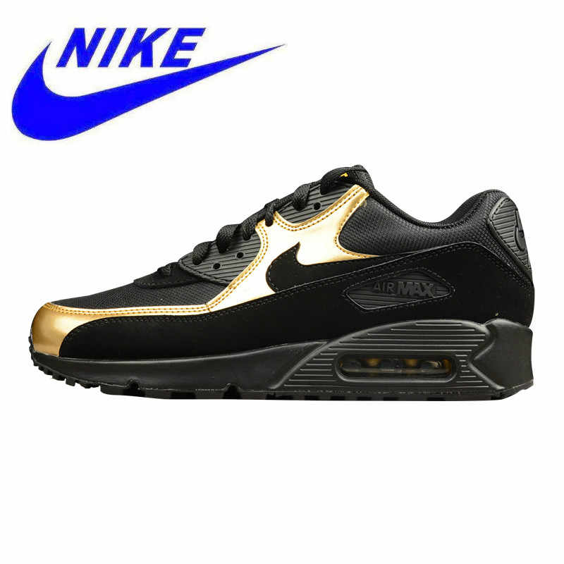 online retailer dba35 f1c71 Wear Resistant Breathable NIKE AIR MAX 90 ESSENTIAL Men s Running Shoes ,  Outdoor Sneakers Shoes,