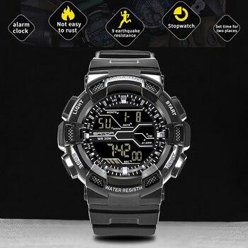 2e5db4e23094 Reloj de cuarzo de mujer Sanda nuevo reloj de pulsera de cuero blanco con  hebilla de aguja