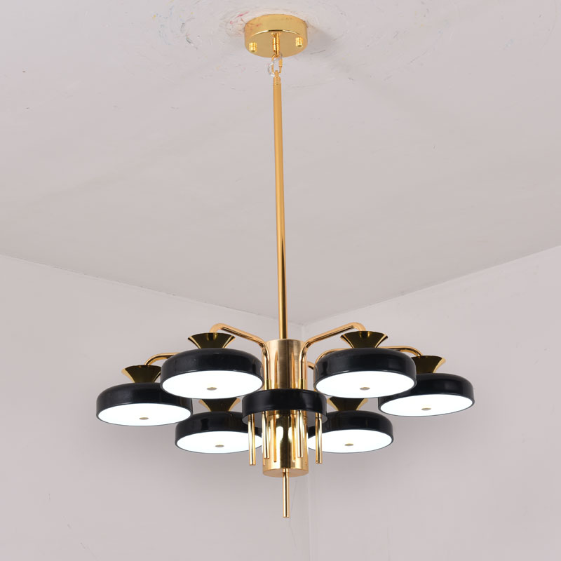 Trend Mark Modern Led Chandelier Living Room Suspension Luminaires Nordic Suspended Lamp Home Deco Lighting Fixtures Bedroom Hanging Lights Ceiling Lights & Fans