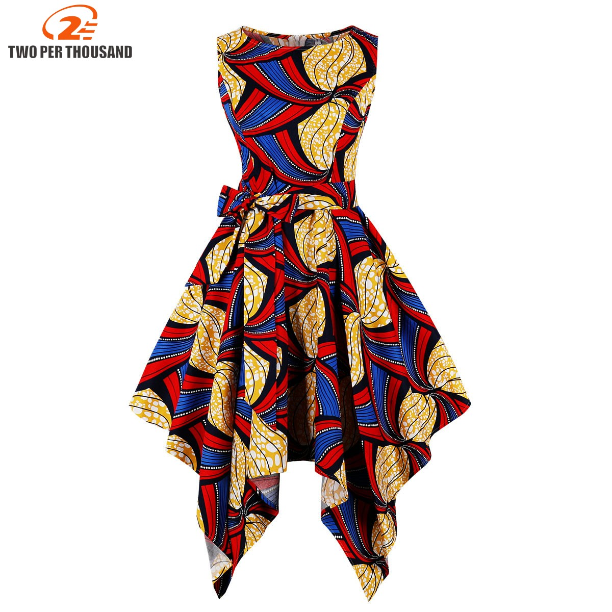 S-4XL Plus Size African Dresses For Women Africa Clothing ...