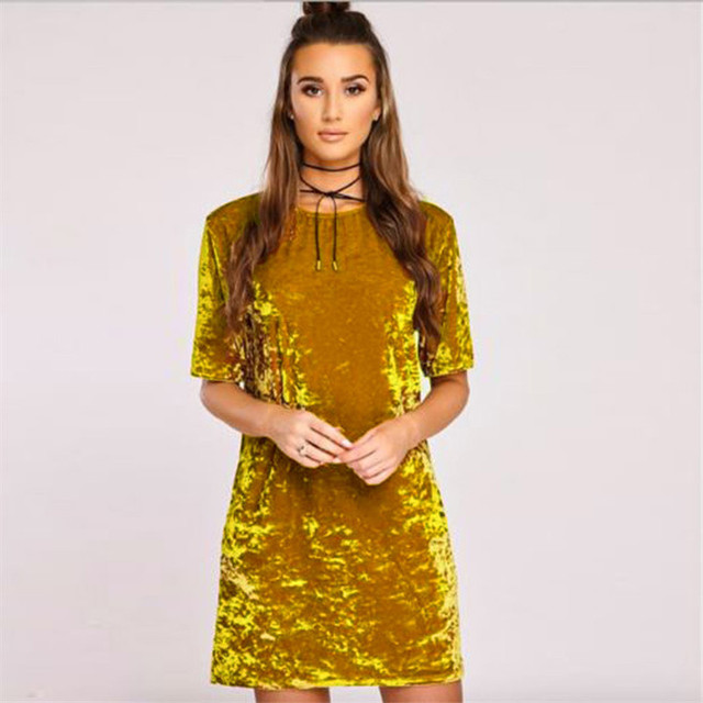 Casual Mini Bodycon  Dress
