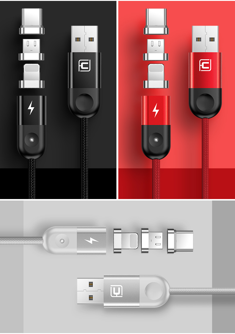 Magnetic USB Cable (2)