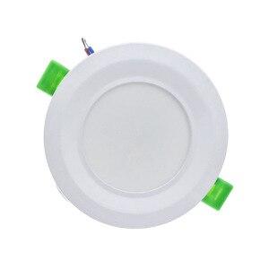 Image 2 - Chuyền Đèn Led Downlight 6W 12W Tròn 18W Đèn Đèn 85 260V LED Phòng Ngủ nhà Bếp Trong Nhà Đèn LED Chiếu Sáng