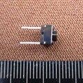 Бесплатная Доставка 10 ШТ. 2 контакты 6*6*5 мм Переключатель Переключатели Тактильные Кнопочные 6x6x5 мм 30624