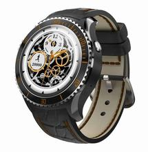 """I2 android 5.1 smart watch mtk6580 bluetooth 4,0 1,33 """"tft 360*360 touchscreen 1,3 ghz quad core smartwatch smartphone"""