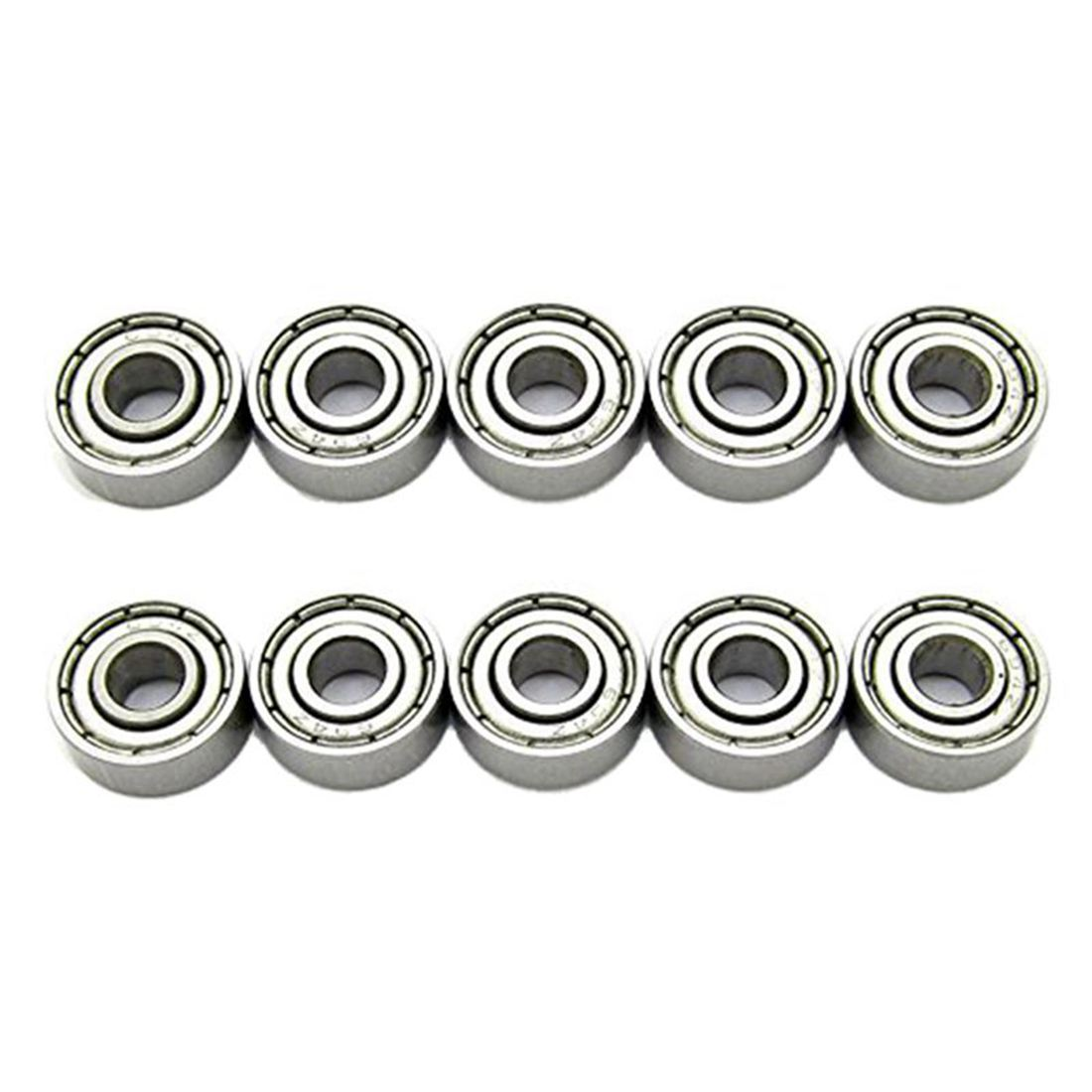 694ZZ 694Z Deep Groove Miniature Ball Bearing 4x11x4mm Miniature Bearings 10 PCS