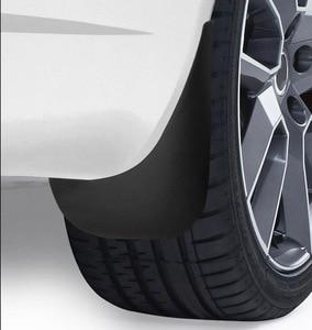 Image 5 - Genuine XUKEY Car Mud Flaps For Audi A3 A4 A6 (8E 8P B6 B7 C6) Mudflaps Splash Guards Mud Flap Mudguards Fender Car Accessories