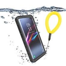 Redpepper IP68 Waterproof Case For Samsung S10 Underwater Diving 2M WaterProof Cover Phone Galaxy PLUS