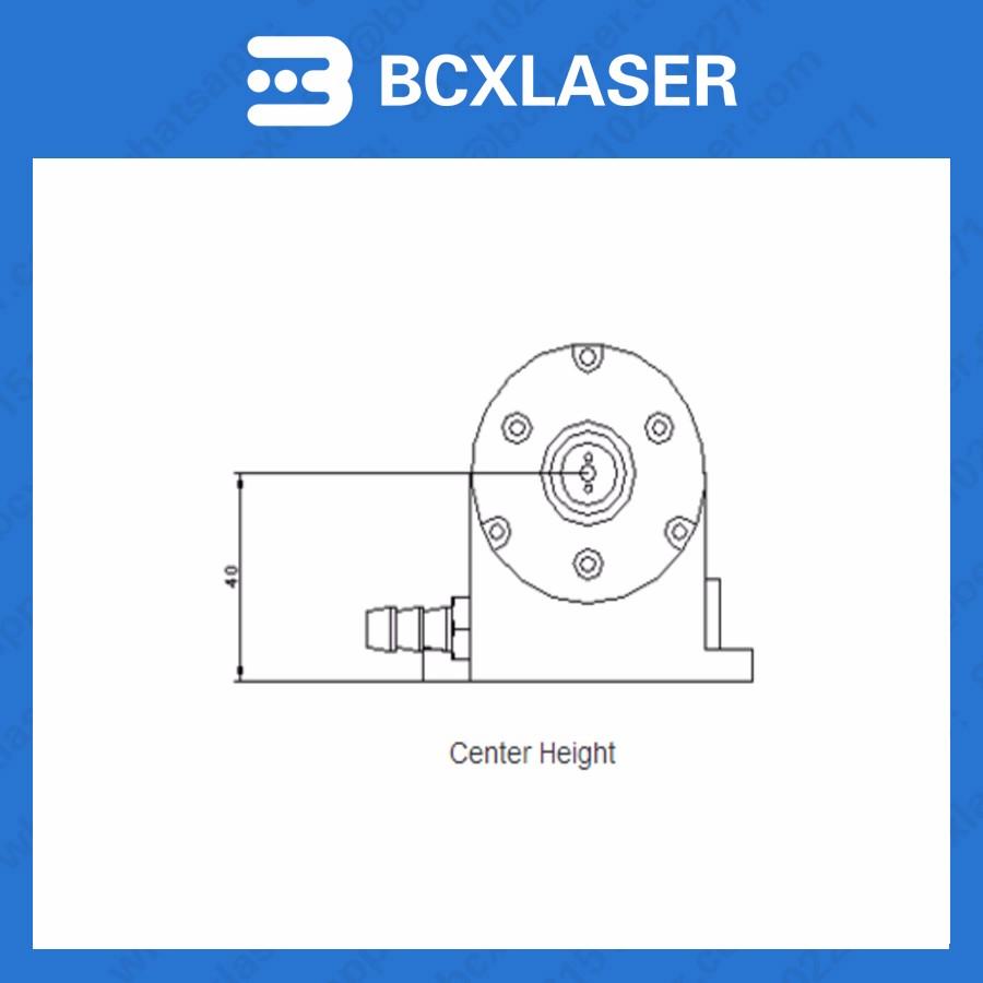 фабрика бесплатная доставка 50 вт лазерный диод модуль насоса gtpc-50х лазерный модуль и блок питания лазера лазерные части