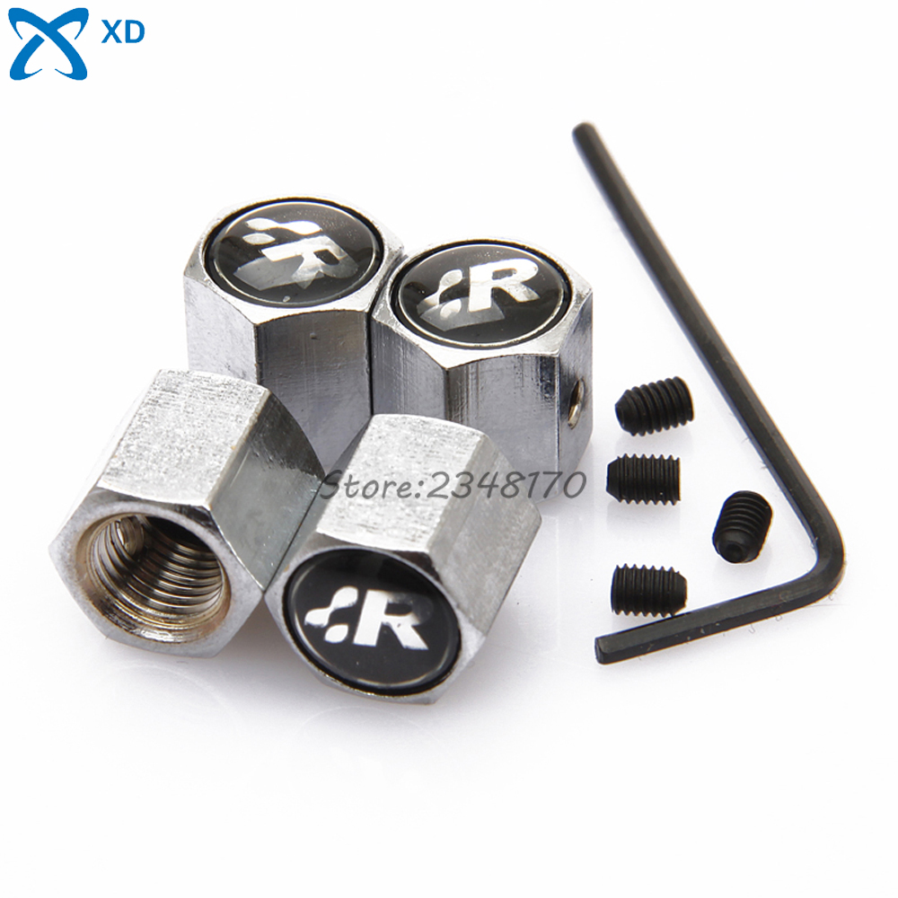 Volkswagen scirocco golf vi and passat cc r line photos image 5 - Wheel Tire Valve Stems Caps Stainless Steel Rims Sr R Logo For Vw Volkswagen Scirocco Touareg Jetta Passat Cc Golf Mk 5 6 7 Polo